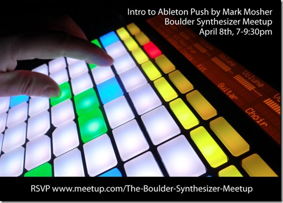 meetup-ableton-push