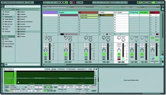 sampler-modulation