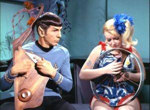 SpockHarp