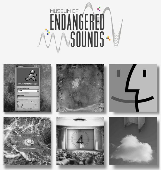 Museum-of-endangered-sounds