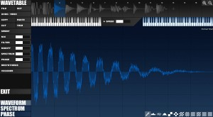 Icarus-wavetable-editor