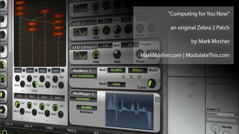 Video: Original Zebra 2 Patch – Computing for YouNow