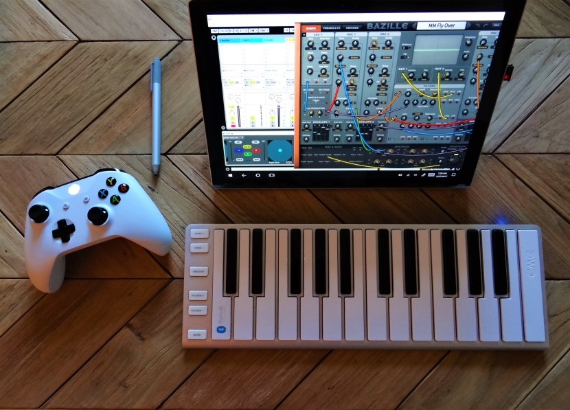 """Wireless Controllerism on Windows 10 with Microsoft's Xbox One Wireless """"S"""" Bluetooth GameController"""
