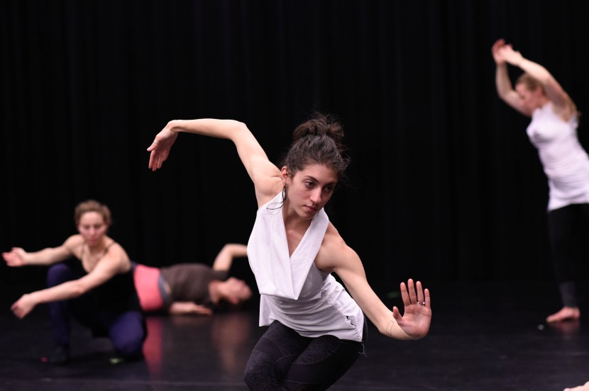 Spreading the Word – 3rd Law Dance Theater Presenting Elision Project Vol. 2 April 21-23 in Boulder