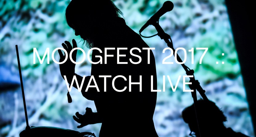 Watch #Moogfest2017 Live