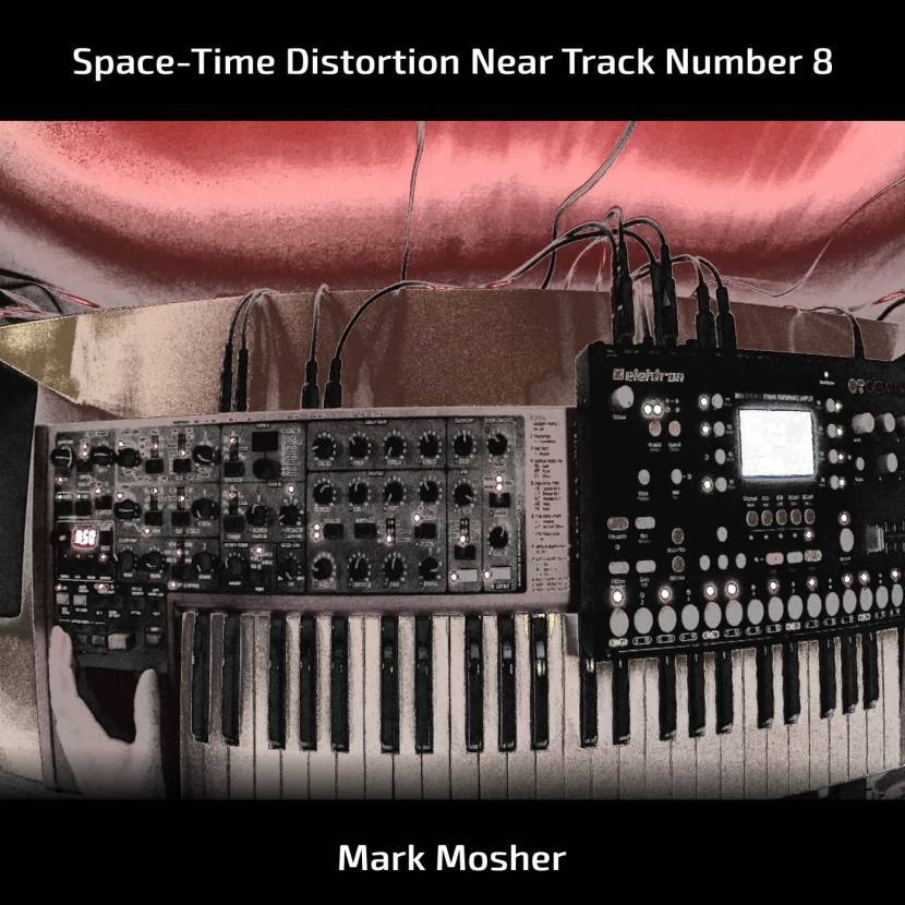 "New Single & Video: ""Space-Time Distortion Near Track Number 8"""