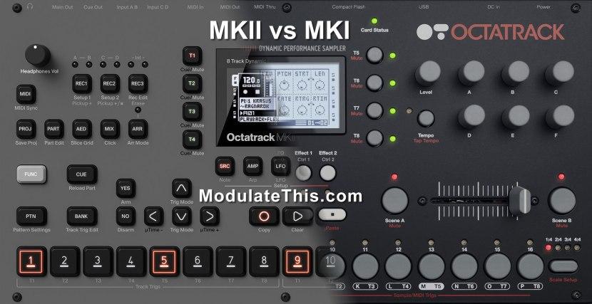Elektron Octatrack MII vs Octatrack MKI – A Deeper Look Beyond the BulletPoints