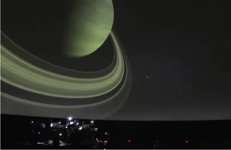 Boulder Laptop Orchestra (BLOrk) Show at Fiske Planetarium Tonight