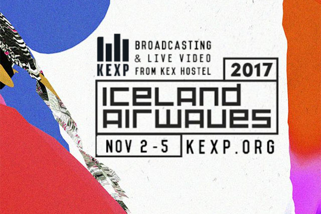 KEXP Live Stream & Schedule for Iceland Airwaves Music Festival 2017