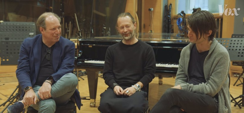 "Video: Hans Zimmer & Radiohead on use of random music composition technique ""tidal orchestra"" for Blue Planet II"