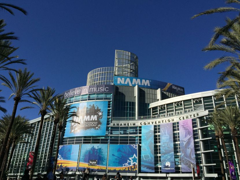 Following Along with Winter NAMM 2018 Coverage